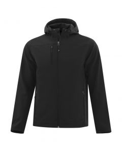 Coal Harbour Essential Hooded Soft Shell Jacket