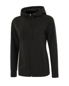 ATC Game Day Fleece Full Zip Hooded Ladies Sweatshirt