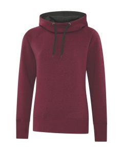 ATC Esactive Vintage Pullover Ladies Hooded Sweatshirt