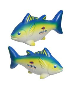 Yellowfin Tuna Shaped Stress Reliever