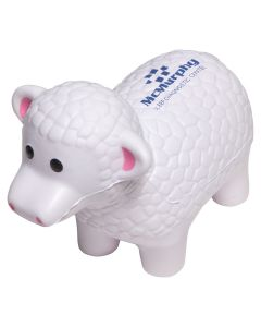 Sheep Shaped Stress Reliever