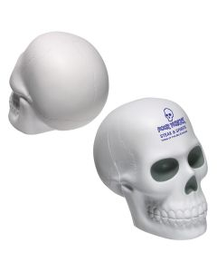 Skull Shaped Stress Reliever