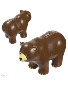 Bear Shaped Stress Reliever