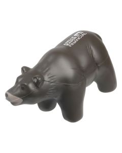 Grizzly Bear Shaped Stress Reliever