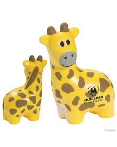 Giraffe Shaped Stress Reliever