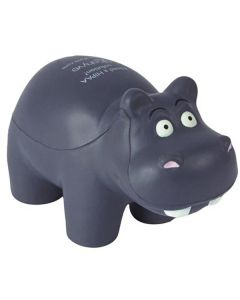 Hippo Shaped Stress Reliever