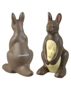 Kangaroo Shaped Stress Reliever