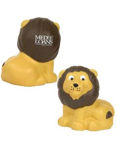 Lion Shaped Stress Reliever