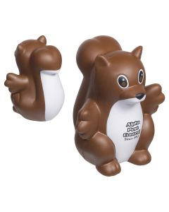 Squirrel Shaped Stress Reliever