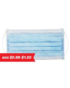 3-Ply Disposable Mask (Lv1 - Blank)