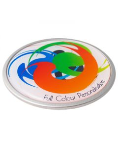 Full Colour Metal Coasters