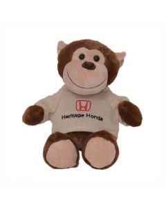 """Milo Monkey 11"""" Plush"""