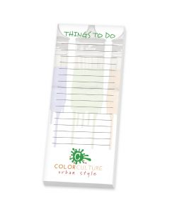 "3"" x 8"" Sticky Notepads"