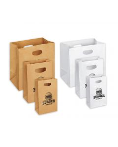 Paper Take-Out Bags