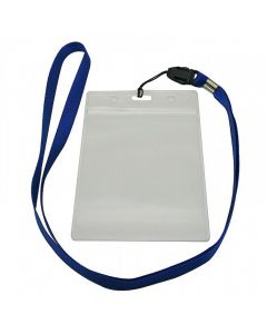 Overnight Plain Soft ID Holders In Stock