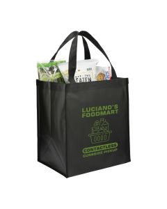 Double Laminated Wipeable Grocery Tote