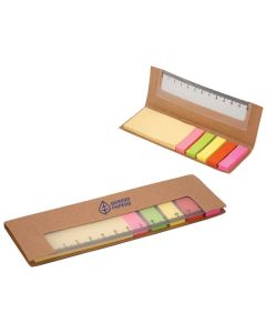 300 Sticky Notes With Ruler