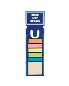 Rectangle Bookmark With 150 Sticky Notes