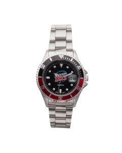 Resplendent Steel Watch