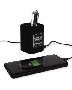 Tibo Light-Up Pen Holder & Charge Hub