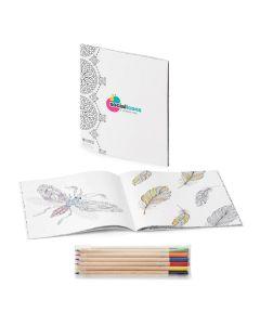 zen colouring kit group shot