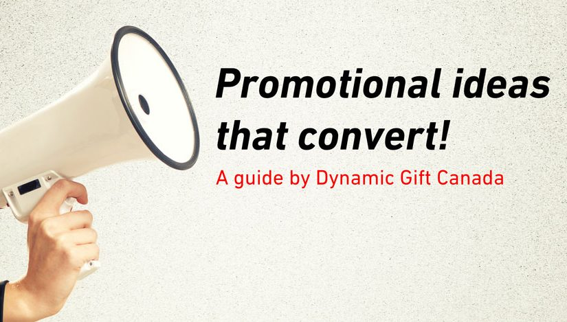 Promotional Product Ideas & How to Use Them